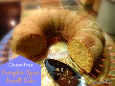 Gluten-Free Pumpkin Spice Bundt Cake from Gluten-Free Easily
