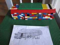 Learning With Legos: Building an Iroquois Longhouse