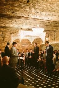Whimsical Brooklyn Wedding at the Wythe Hotel - Style Me Pretty
