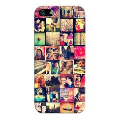 Custom cases with your Instagram, Facebook and personal photos... Casetagram