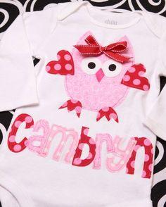 so cute owl valentine shirt