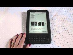 Amazon Kindle Keyboard Wifi Review