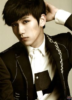 Hyuk ♡ #VIXX // STARM Magazine January 2014 Issue