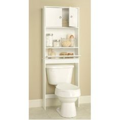 Zenith Products 9401W Drop Door Spacesaver, White