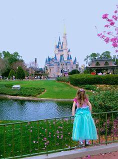 You never know where your imagination may take you. #WaltDisneyWorld