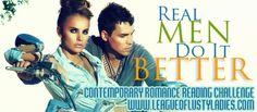 2014 Real Men Do It Better Reading Challenge