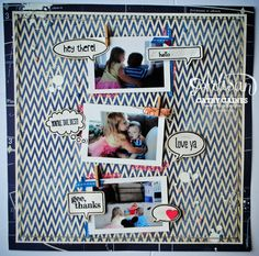 Artisan Wednesday Wow: Just Sayin' by Cathy Caines  @Stampin' Up!