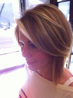 Candace Cameron Bure - I'm getting this cut next!