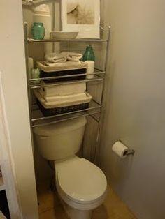 small bathroom #organization