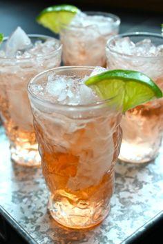 Rhubarb Margarita Recipe