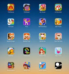 Sunshiny Days: Our Favorite Toddler Apps