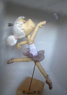 Tashiny rukodelki: Little bailarina Lilly