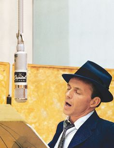 Sinatra - My father's favorite.