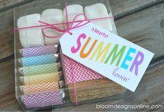Celebrate Summer S'mores