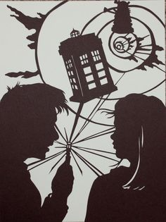 shadow doctor who (10) and rose