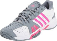 adidas Barricade Team 2X Tennis Shoe (Little Kid/Big Kid) adidas. $64.95 #TennisCouture #TennisFashion