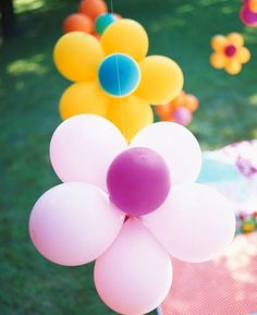balloon-partyballoon flowers