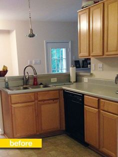 Kitchen Before & After: A DIY Renovation With a Few Clever Budget Design Choices