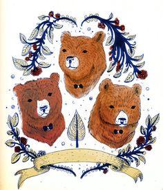#three #bears