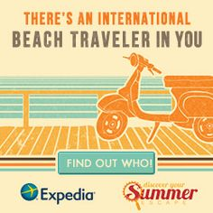 Summer Travel and Flip Flops: What kind of Beachgoer are you?