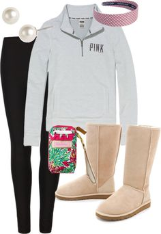"""""""Lazy Day"""" by classically-preppy ❤ liked on Polyvore"""