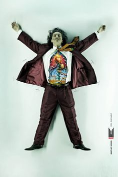Dalí - Famous Artists Dissected