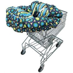 Shopping Cart and High Chair Cover.