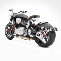 Confederate X132 Hellcat Speedster is go! - Bikers Cafe