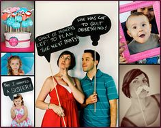 photo booth props, chalkboard signs, birthday parties, chalkboard sayings, anniversary parties