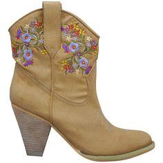 Heist Boot Camel
