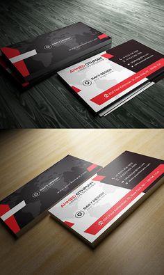 Comunication Stylish Corporate Business Card #businesscards #businesscardtemplates #printready #corporatedesign