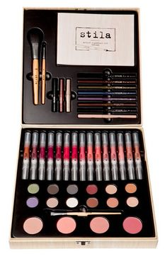 This is amazing!!! stila artist signature set ($605 Value) available at #Nordstrom