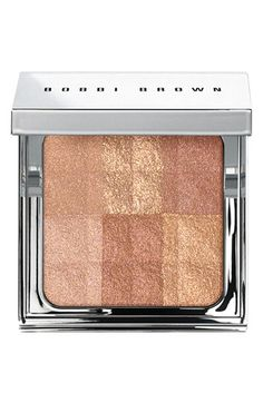 Bobbi Brown 'Brightening' Finishing Powder available at #Nordstrom. Showing in Bronze Glow... Wishing for Bright Finish.