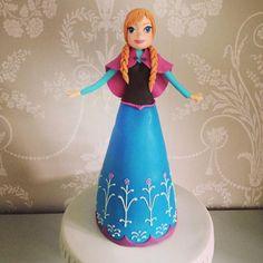 Frozen's Anna......