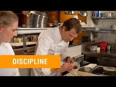 Bobby talks discipline and shares his recipe for a tasty fish dish. #BobbyFlayFit