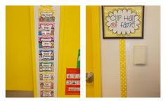 Teaching With Love and Laughter: Clip Chart and Clip Hall of Fame Freebies