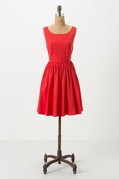 Sweet Enticement Dress #anthropologie