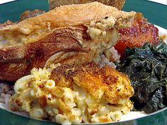 Chef Joe Randall's Baked Macaroni and Cheese Recipe