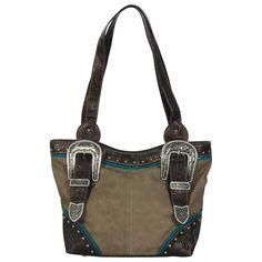 Wrangler Women's Floral Embossed Handbag - http://www.besthandbagsdeals.co/top-handle/wrangler-womens-floral-embossed-handbag-2/ #Embossed, #Floral, #Handbag, #Womens, #Wrangler