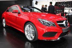 2014 Mercedes-Benz E-Class Coupe #DetroitAutoShow #NAIAS