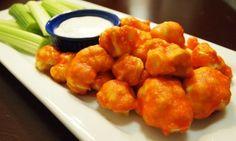 Spicy Buffalo Cauliflower 'Wings' | PETA.org
