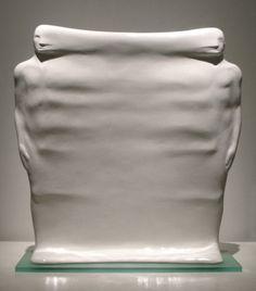 Emil Alzamora, Ultima Thule, ceramic sculpture