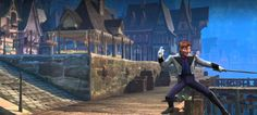Hans from Disney's ''Frozen'' - Sword Fight Awesome! I love how he can't get it in the sheath