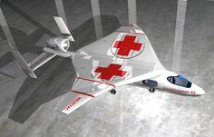 Verticopter II by chaitanya krishnan, via Behance