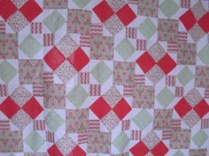 Arts and Crafts quilt pattern and tutorial from Ludlow Quilt and Sew.