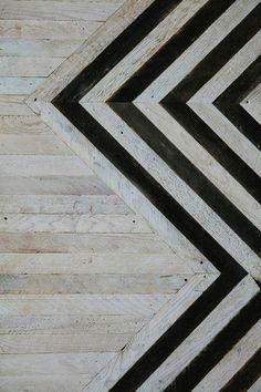 chevron floor pattern <3