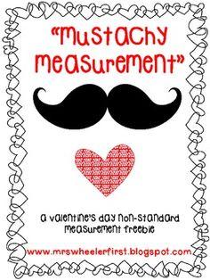 Mustache measurement