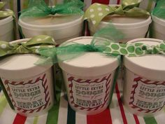 Marci Coombs: Christmas 'Neighbor' gifts.
