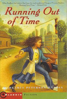 Running out of Time, by Margaret Peterson Haddix