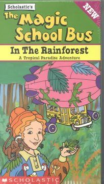 April 29, 2014. MSB: In the Rainforest. To celebrate Earth Day, the kids surprise Ms. Frizzle with her very own cocoa tree from the Rainforest Rental Catalog. But when the tree's cocoa bean harvest falls mysteriously short, it's time for, you guessed it, a rousing tropical field trip!